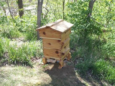 Basic Warré Hive